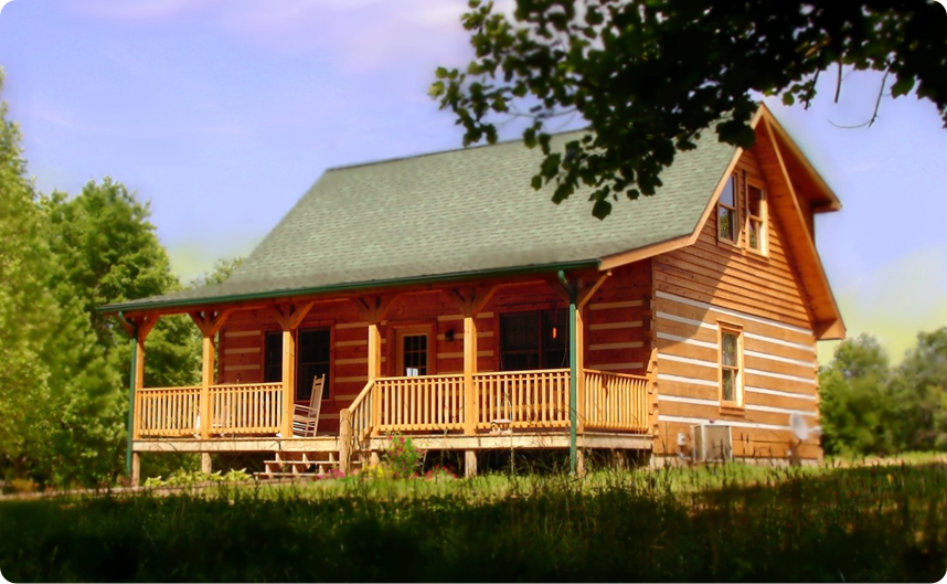 1 bedroom cabins in brown county indiana brown county for Cabins near bloomington indiana